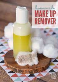 homemade makeup remover using olive oil