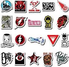 Amazon Com Pearl Jam Sticker