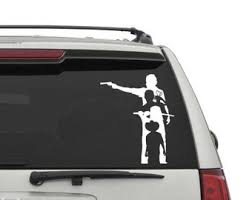 Walking Dead Decal Etsy