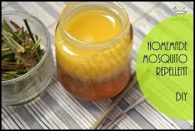 diy homemade mosquito repellent cream