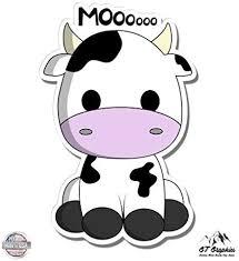 Collectibles Transportation Transportation Super Cow Cartoon Car Bumper Sticker Decal 5 X 3 Zsco Iq