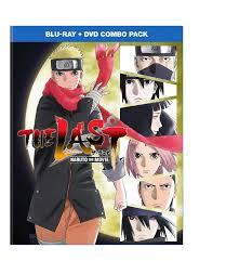 Amazon.com: Last, The: Naruto the Movie (BD) [Blu-ray]: Various ...