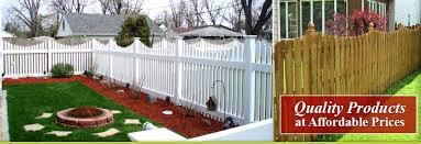 Picket Fence Exteriors Inc Buffalo Ny Fence Installers
