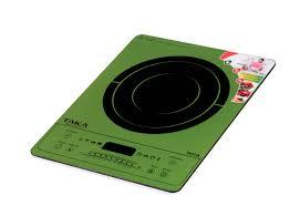 Bếp từ đơn Taka TKI1A với thiết kế hiện đại, kiểu dáng siêu mỏng, nhỏ gọn  thông minh