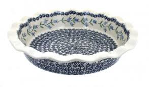 blue rose polish pottery sunflower
