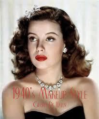 1940 s makeup tutorial saubhaya makeup