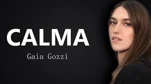 Gaia Gozzi - Calma [Amici 19] - YouTube