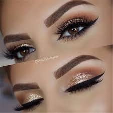 trendy eye makeup ideas for brown eyes