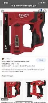 Staple Gun Tools Diy Gumtree Australia Free Local Classifieds