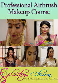 professional airbrush makeup course at