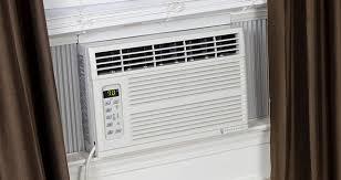 a window air conditioner
