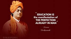 top famous education quotes of swami vivekananda wikie pedia