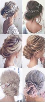Astounding Simple Bridal Hairstyles For Long Hair Half Up