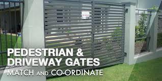 Fencecorp Automatic Gates Electric Gates Brisbane Sliding Gates