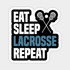 cool funny lacrosse player team coaches