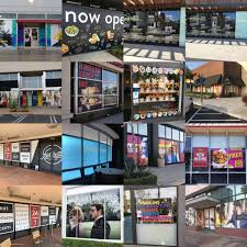 Get The Best Window Decals In Los Angeles Business Storefront Office