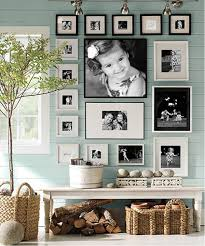 wall collage ideas without frames
