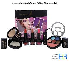 shannon la orted makeup kit from