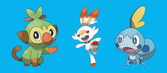 Complete Pokémon Sword and Shield Starter Evolutions Leaked Ahead ...