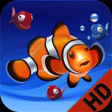 aquarium live hd screensaver on the