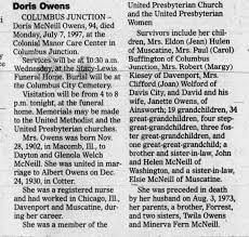 My grandmother's obituary - Newspapers.com