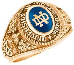 University Of Notre Dame Women S B355mi Nd Ring