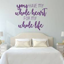 Love Quotes Wall Decal Vinyl Decor Wall Decal Customvinyldecor Com