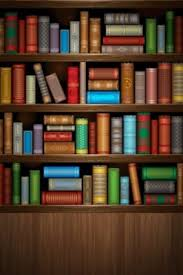 bookshelf background 640x960