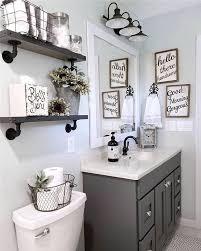 diy bathroom decor ideas