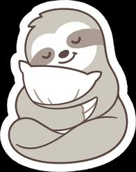 Adorable Sloth Stickers Car Decals Dozens Of Designs