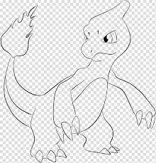 Charmeleon Drawing Coloring Book Pokemon Charmander Pokemon