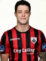 Adam Evans Player Profile - SSE Airtricity League