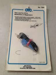 otc 7389 lead intrusive test bed of