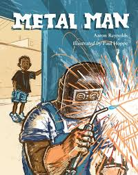 Metal Man – Charlesbridge