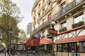 hotel paix republique paris france