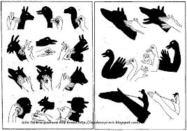 МИР, СОЗДАННЫЙ МНОЮ: Фигурки для теневого театра своими руками