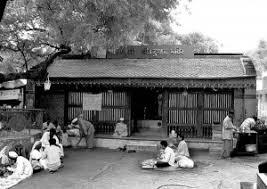 Devidas recognised Sai Baba of Shirdi as a Divine Soul