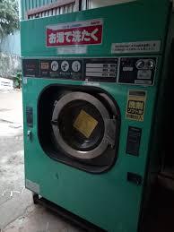 máy giặt công nghiệp sanyo