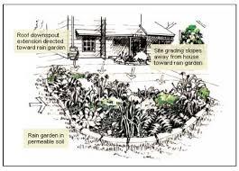 landscape rain gardens a way to