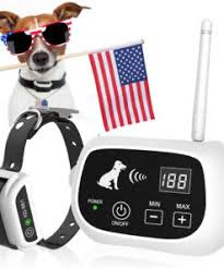 Wireless Electric Dog Fence Pet Containment System Shock Collars For 1 2 3 Dogs Smallbuds The Unexpected Gifts