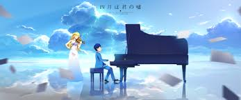 your lie in april wallpapers on