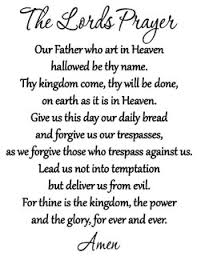 Vwaq The Lord S Prayer Bible Wall Decal Our Father Vinyl Wall Art Scripture Contemporary Wall Decals By Vwaq Vinyl Wall Art Quotes And Prints