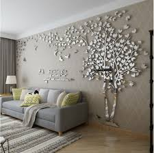 3d Forest Horse Wall Stickers Art Mural Self Adhesive Removable Wallpaper