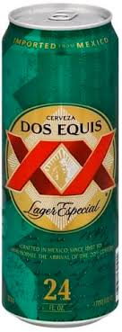 dos equis lager especial beer 24 oz