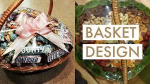 decorative gift basket indian wedding