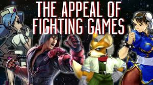 why you should play fighting games