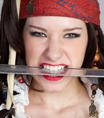 makeup for pirate