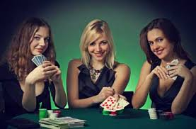 New Survey Shows Women Feel Intimidated To Play Poker