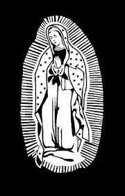 Lady Of Guadalupe Decal Car Window Laptop Vinyl Sticker Virgin Virgen Maria 2 49 Picclick