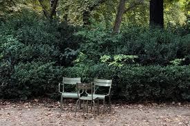 10 Easy Pieces Sage Green Outdoor Chairs For The Parisian Garden Gardenista